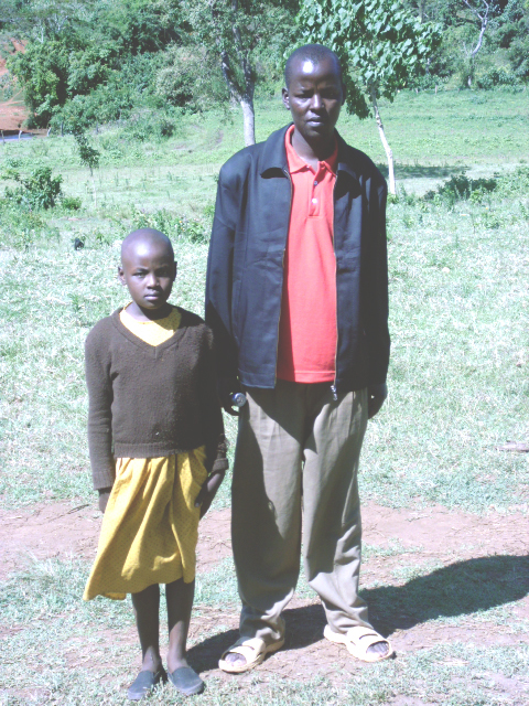 Father and applicant daughter