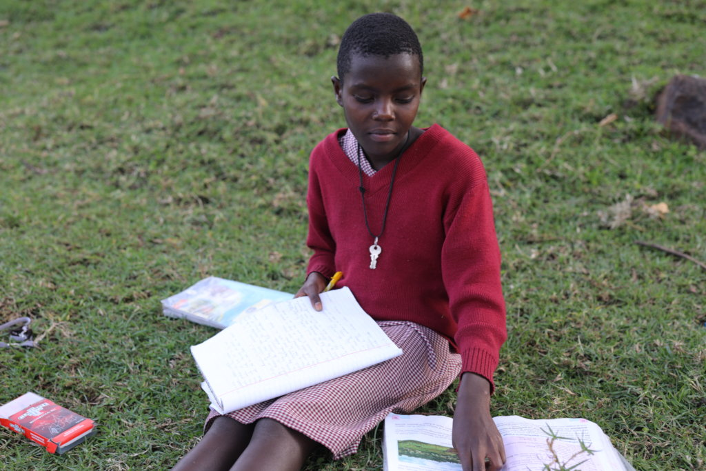 Support girls' education and end FGM in Kenya