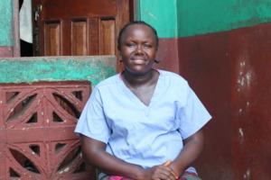 Nurse Mariama