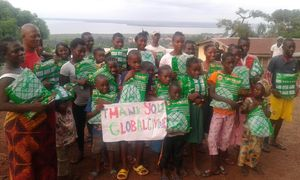 Thanks GlobalGiving donors for your donations