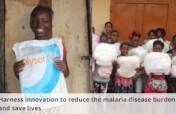 Provide a mosquito net, save a life from Malaria