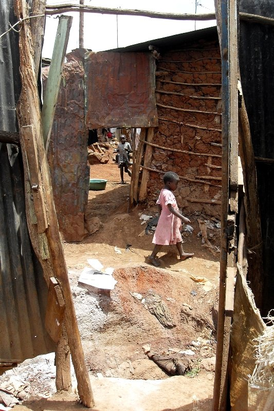Safety, Shelter & Food 4 Vulnerable Kids in Kibera