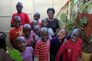 Safety, Shelter & Food 4 Vulnerable Kids in Kibera