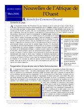 Volume 2, Number 1 April 2006 French (PDF)