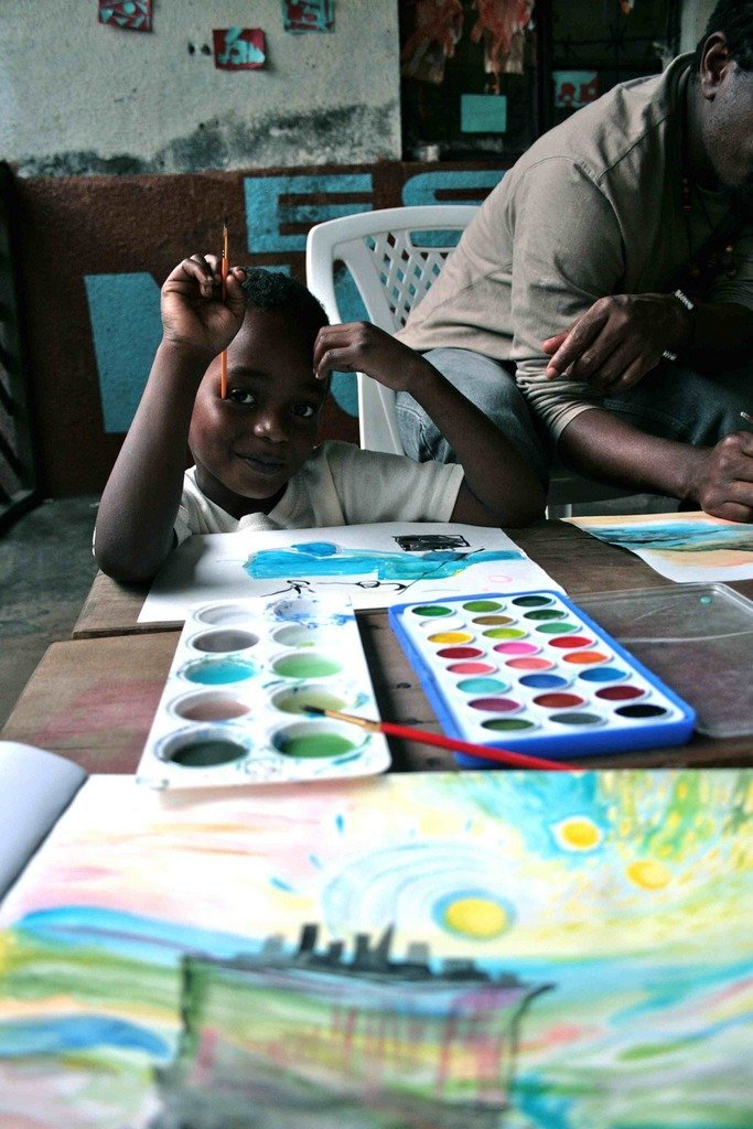 Empowering Youth in Congo through the Arts