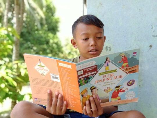 Storytime with Yayasan Usaha Mulia