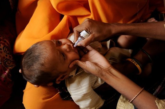 Immunization For Tribal Children And Young Mothers