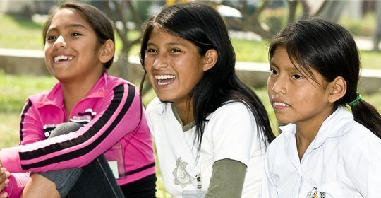 Protect girls from child domestic labor in Peru