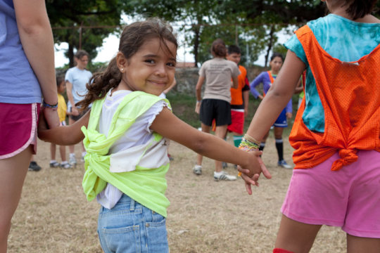 Photo from Soccer Without Borders