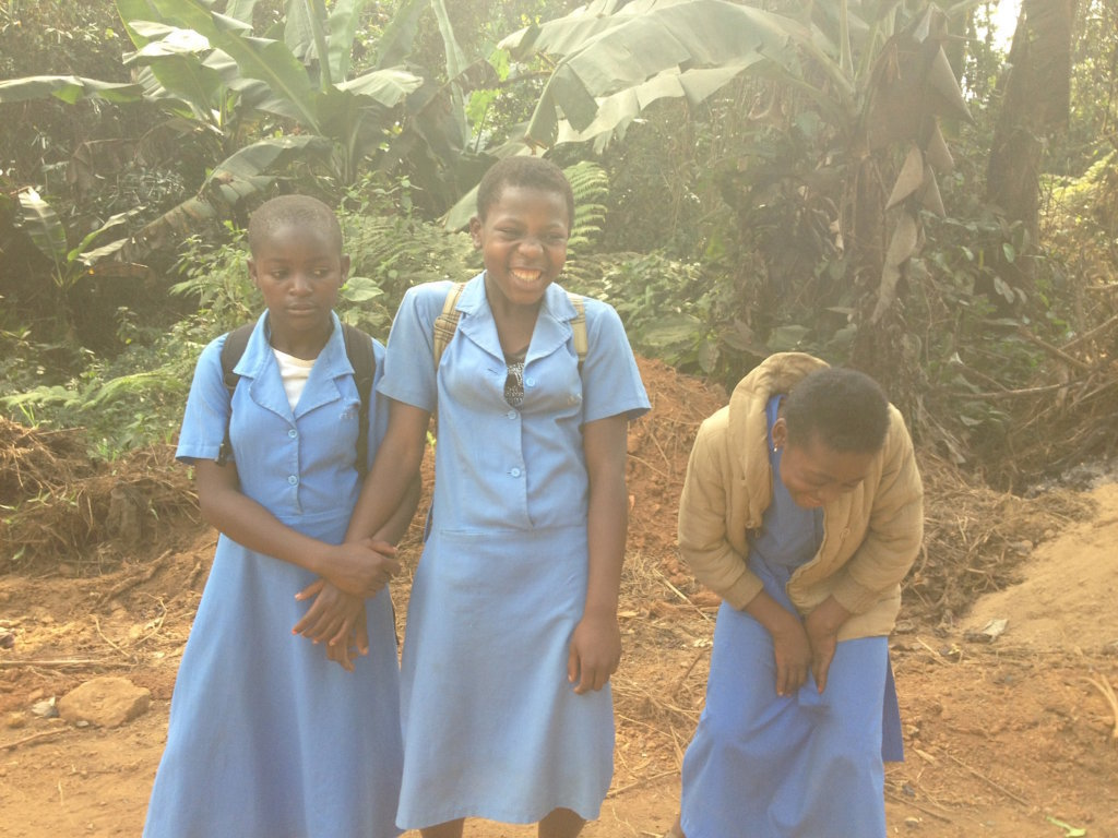 Help 200+ Rural Girls in Cameroon Stay in School