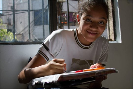 Educate a Mexico Girl-Child From The Barrios