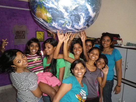 Empower India's Trafficked Girls Through Education