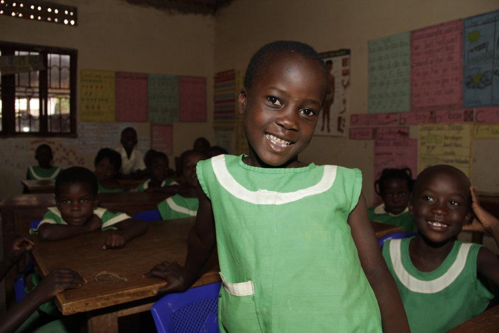 Education & Support for 500 Children in Uganda