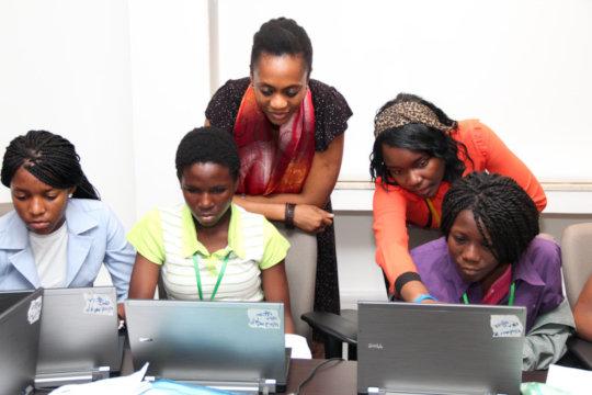 Photo from Women's Technology Empowerment Centre