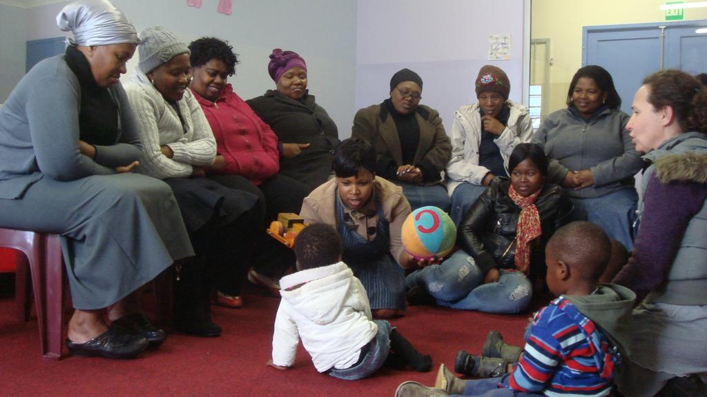 Training  teachers in  language development