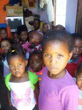 Injongo pre-school children