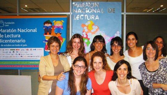 Fundacion Leer Staff