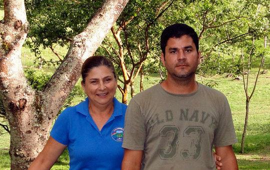 Chocüaco's Forest Corridor, Tronadora, Costa Rica