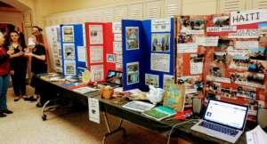 Raising awareness within Palmyra