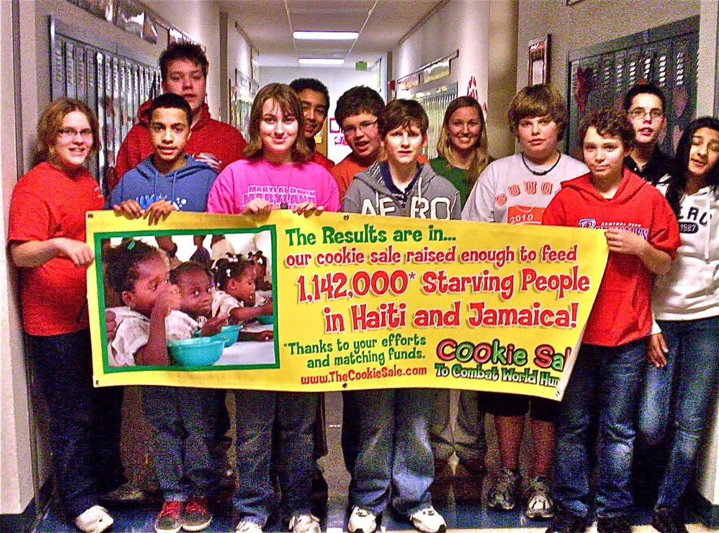 Combating Hunger in Haiti