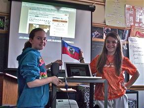 Megan & Santina - Wiki Project Team Members