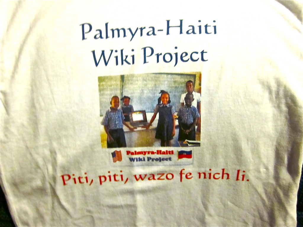 Our T-Shirt (front)