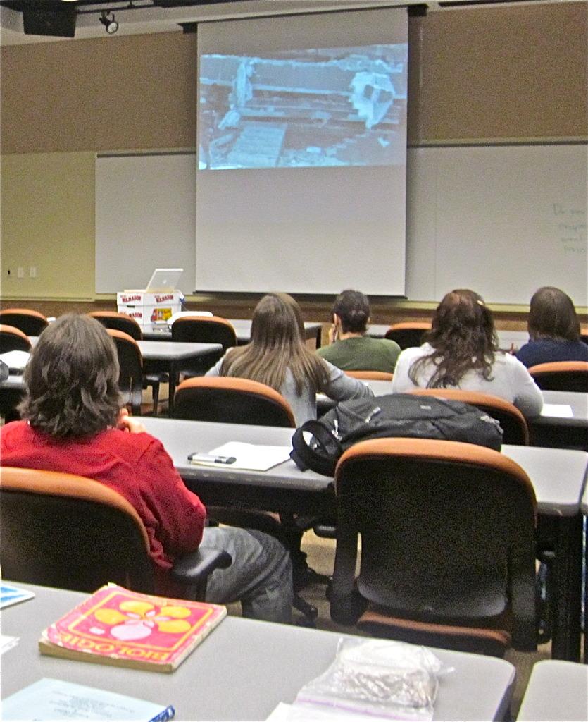 PSTA STEM presentation in State College, PA