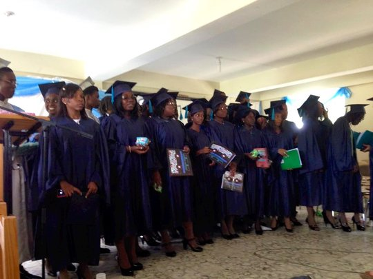 Historic Graduation