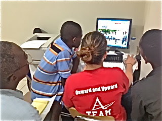 Madsen and Wadson learning web page design