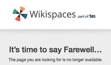 The end of our wiki.