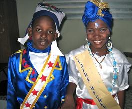 Carnaval at Les Bons Samaritans
