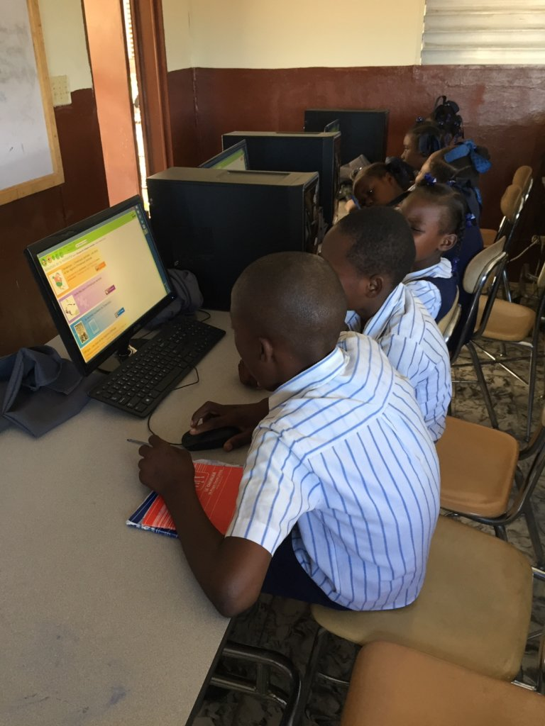 Your support allows these students access to learn