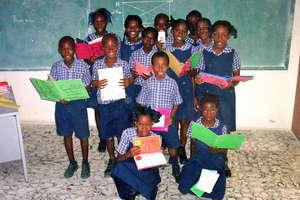Pop Up Books Arrive In Haiti