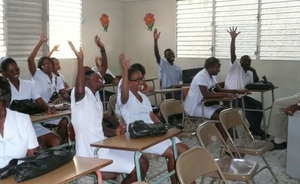 Haitian Teachers Eager To Implement Technology