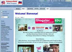 Palmyra-Haiti Wiki Project Home Page