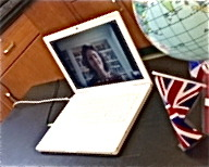 Skype interview with author Homa Sabet Tavangar