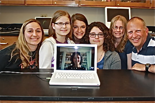 Our Skype Interview with Homa S. Tavangar