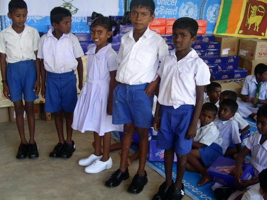 Rehabilitation of War Affected Children Sri Lanka
