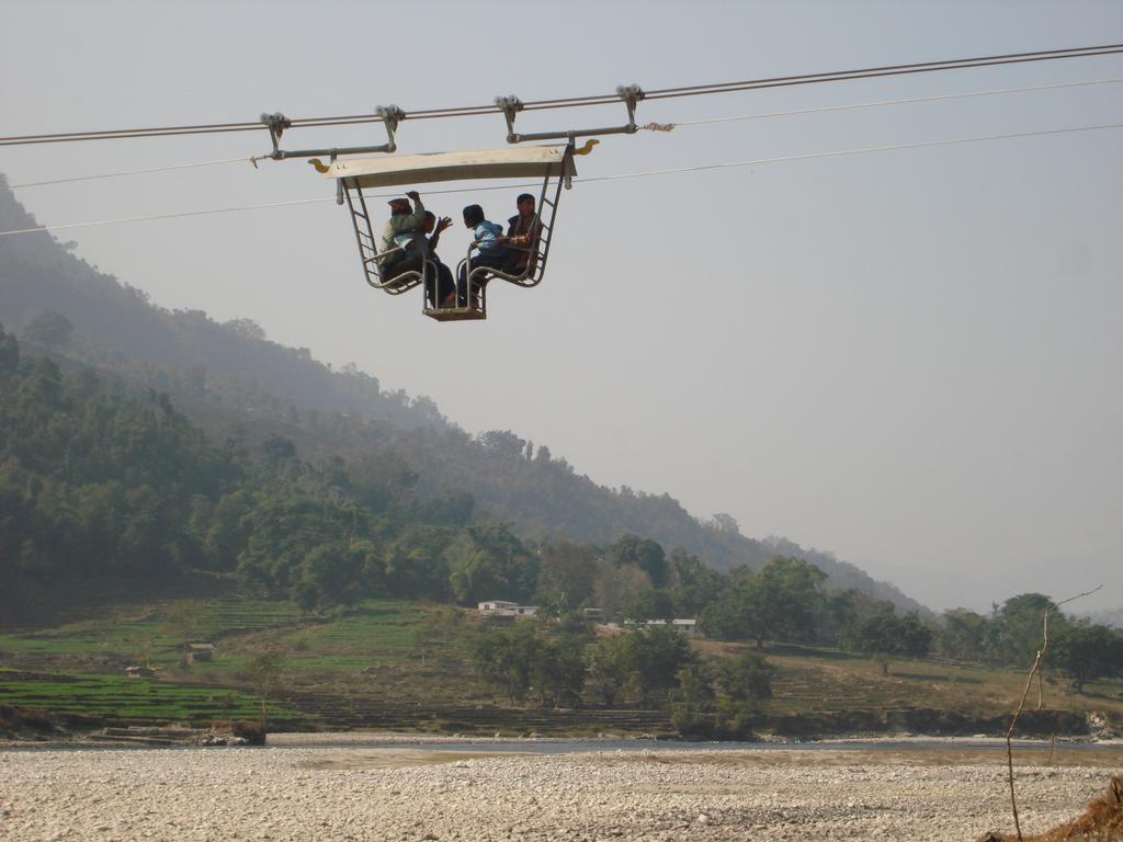 Sukaura Bridge in action