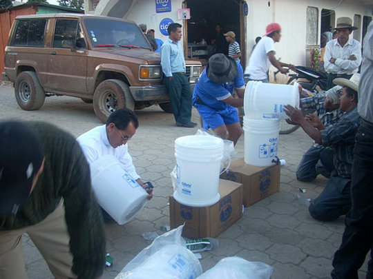 Guatemala Emergency Relief - Tropical Storm Agatha