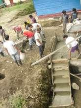 Hostel construction
