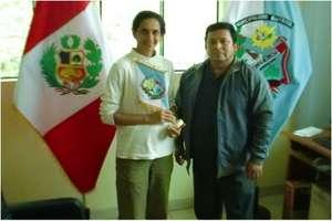 Niyanta and the Mayor of Pampa Hermosa