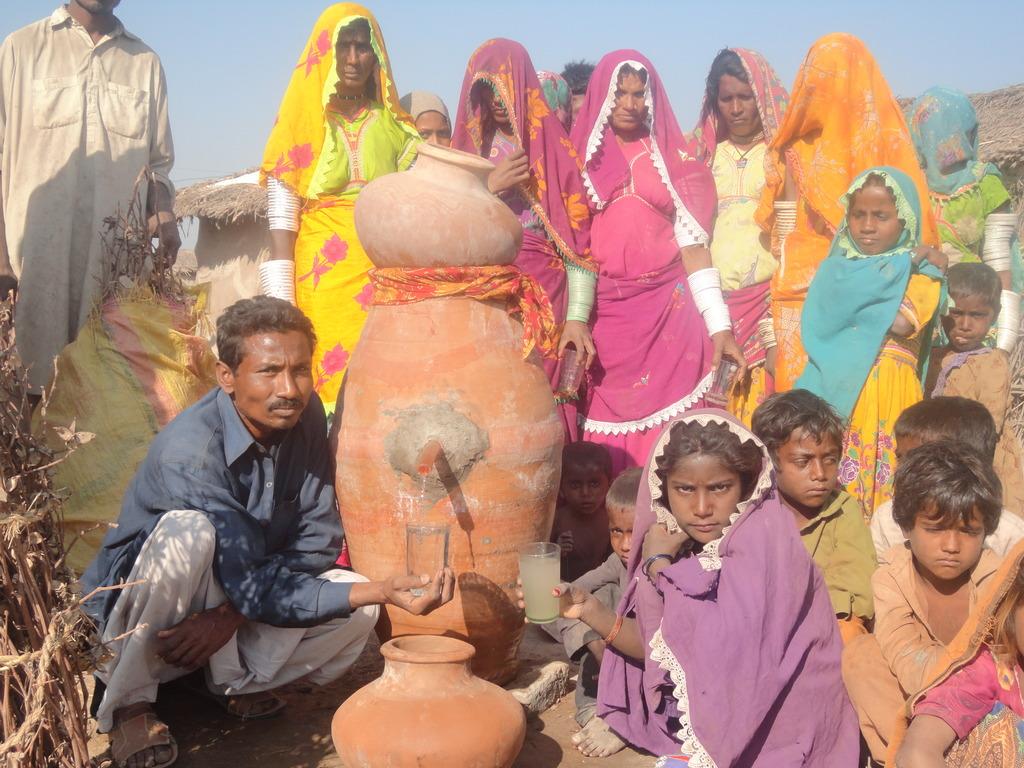 Mr. Karmshi Kohli a hindu family using Nadi filter