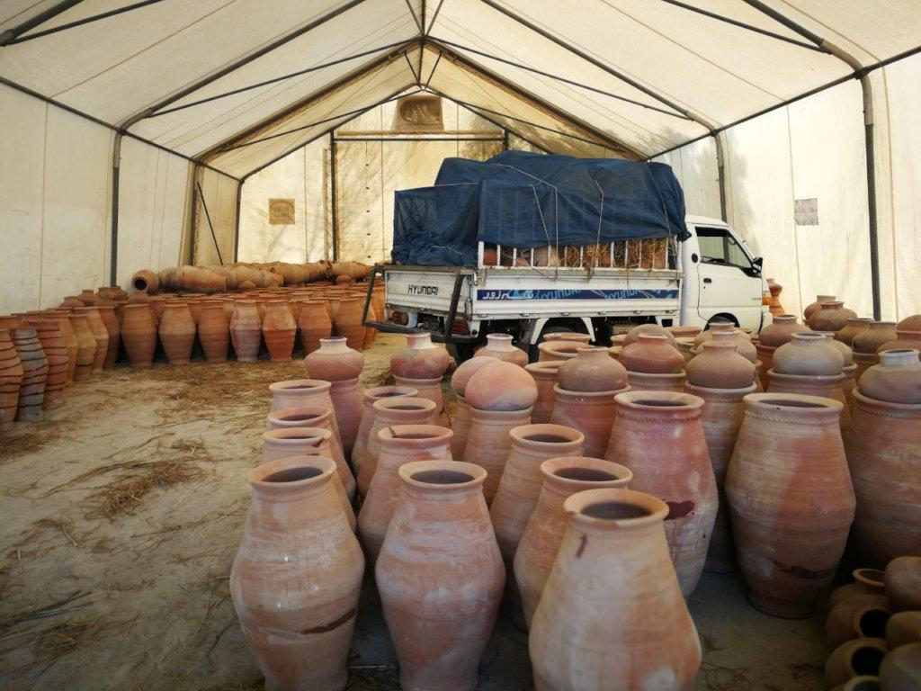 Nadi stored at AHD Warehouse