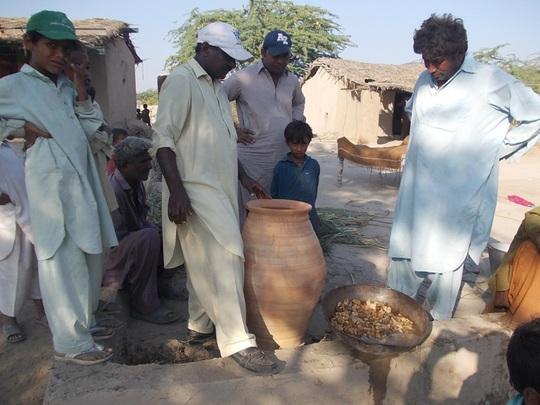 Nadi filter in Mangi kolhi village