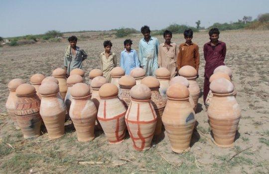 Nadi distribution in villages