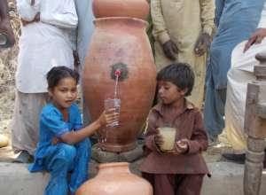 Nadi filter in poor families