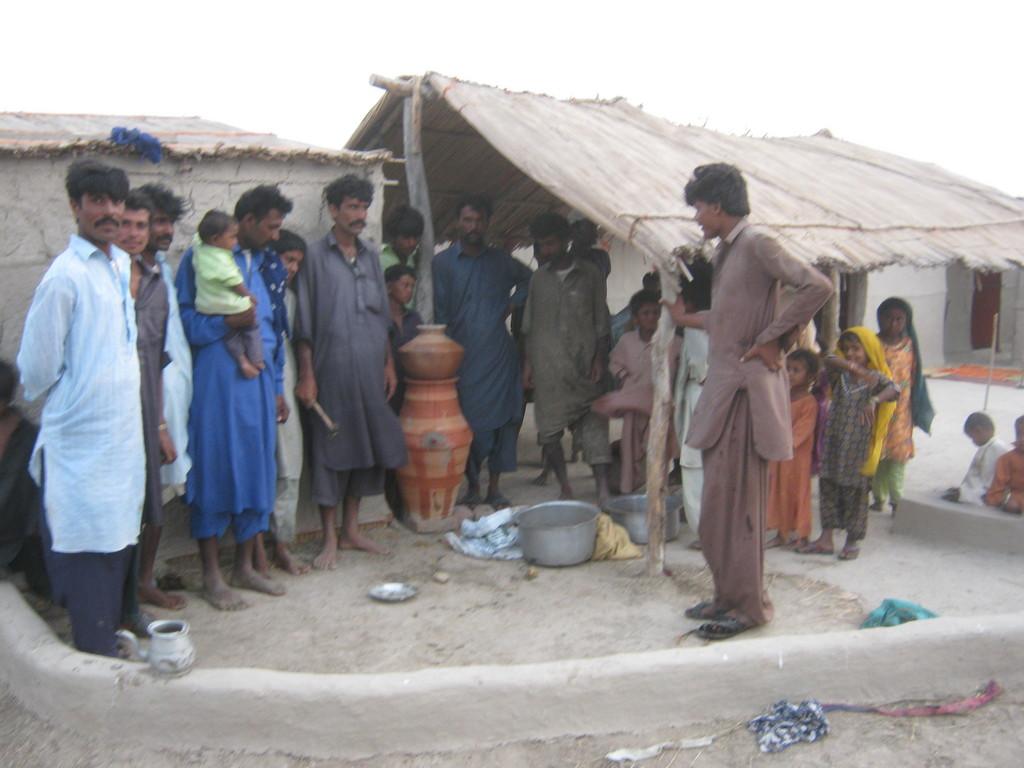 Nadi filter installed in Jati area