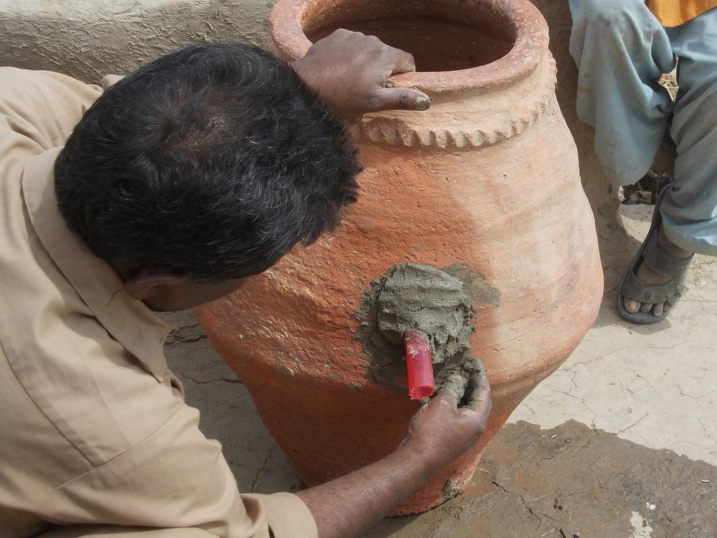 Pipe fitting in Nadi near Matli
