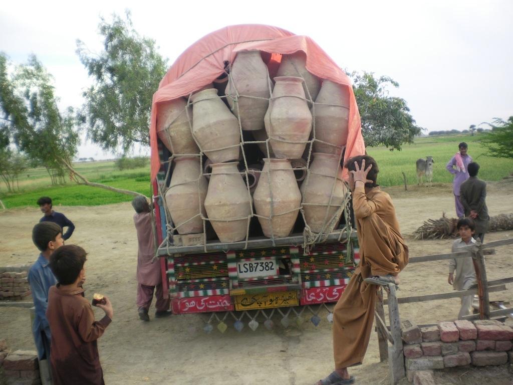 Nadi 100 loaded for distribution in Dubi